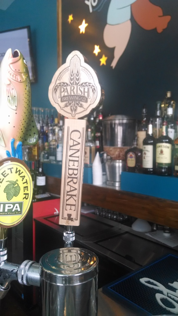 Picture of a Canebrake Tap
