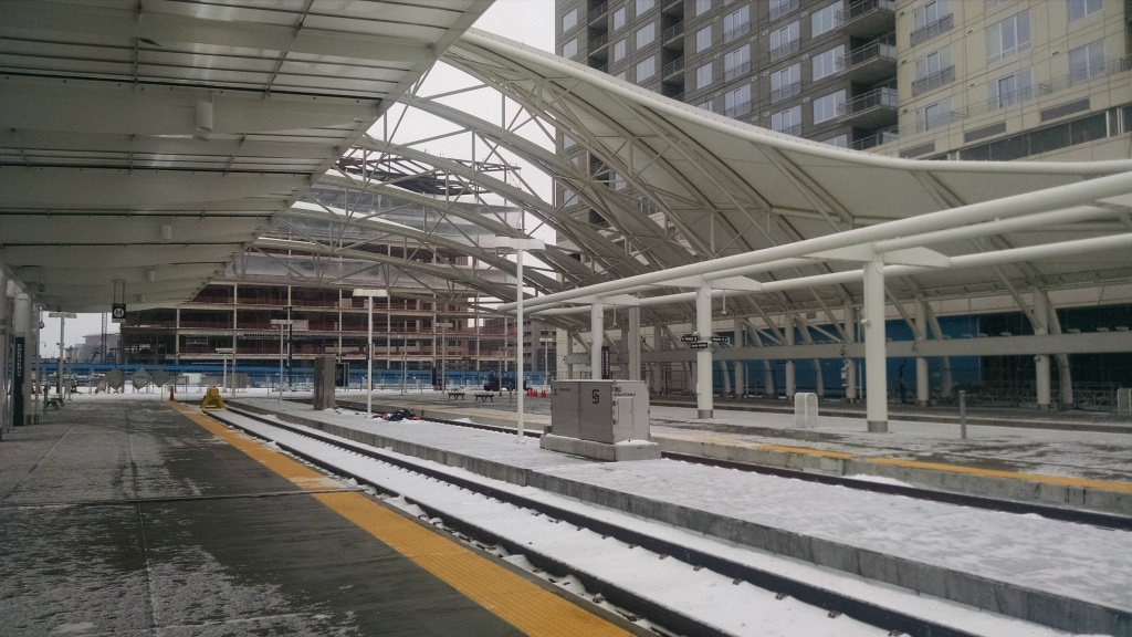 Denver Train Station