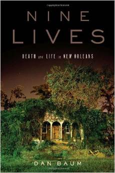 Book cover for Nine Lives book